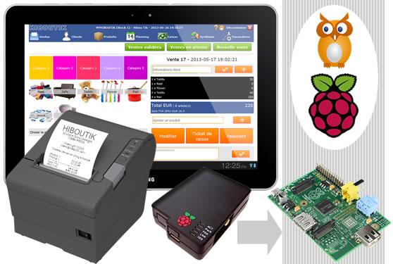 connecter une tablette sans usb avec une imprimante usb hiboutik logiciel de caisse gratuit. Black Bedroom Furniture Sets. Home Design Ideas